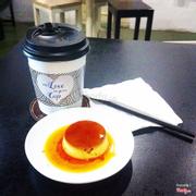 Trà sữa trà xanh hoa nhài (nóng)