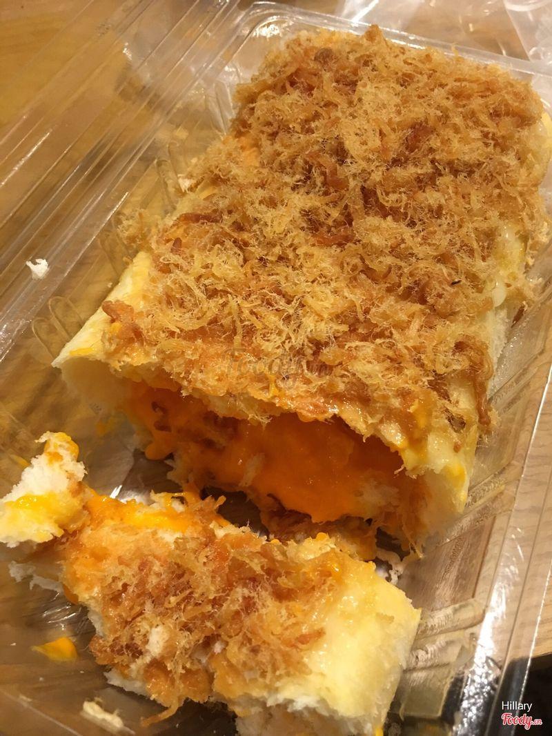 Sweet and salty orange cream