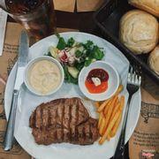 Bò Tái Sốt Phomai - Steak Me