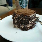Chocolate Fresh Cream Cake
