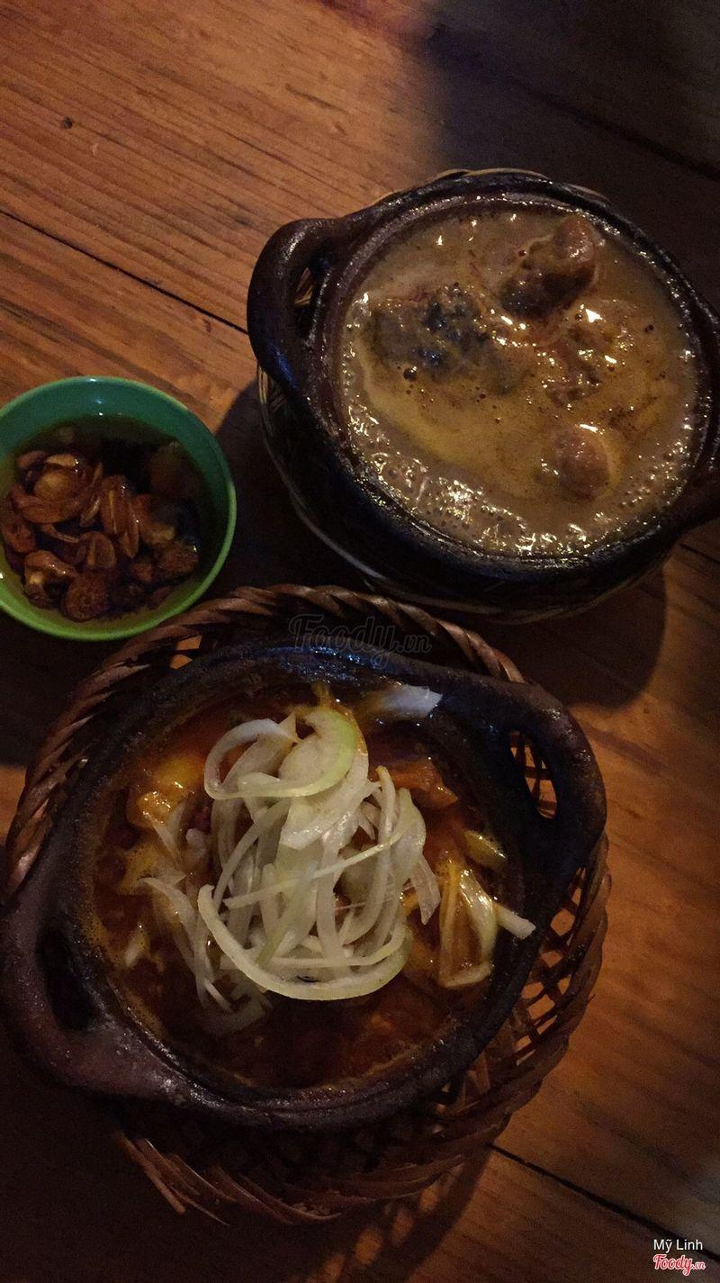 Cà ri Penang và Bò kho Đặc biệt