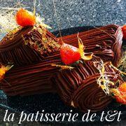 Buches cake
