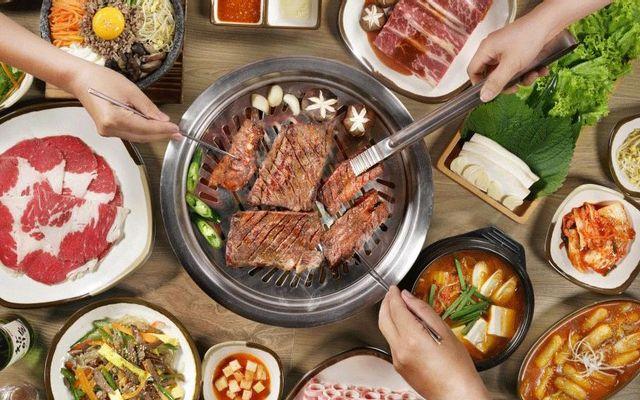 Gogi House - Quán Thịt Nướng Hàn Quốc - Pearl Plaza