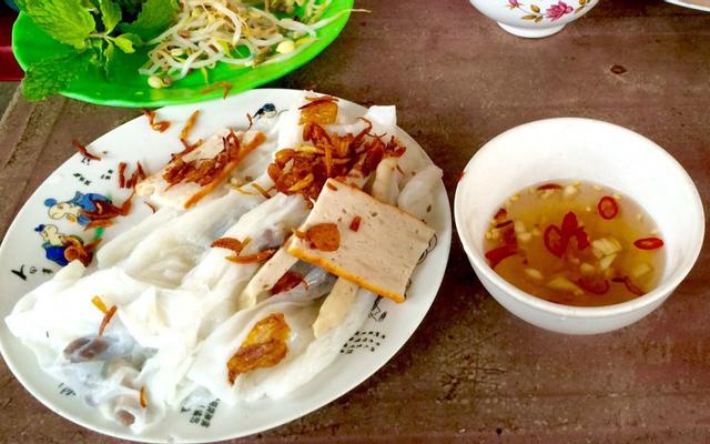 Bánh Cuốn Nóng Duy Tân