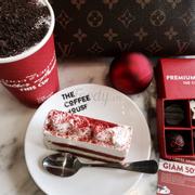 Các món mới mùa giáng sinh của The Coffee House