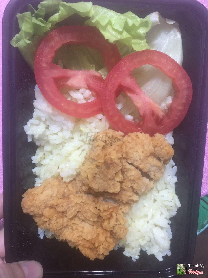 Cơm gà hoàng gia