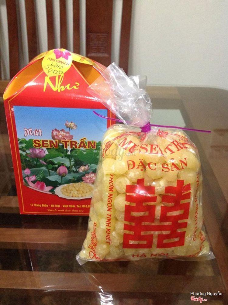 Quốc Việt - Bánh Mứt Kẹo Dân Tộc ở Hà Nội