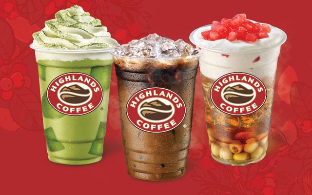 Highlands Coffee - TTC Duy Tân
