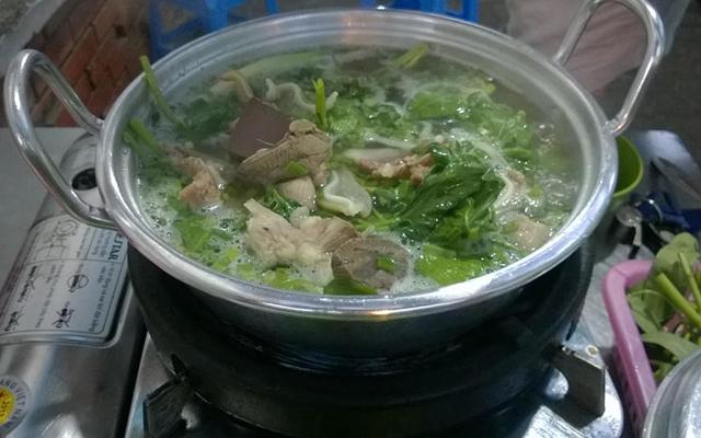Lẩu Bò Bàu Sen - Nguyễn An Ninh
