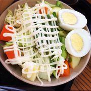 Salat papa
