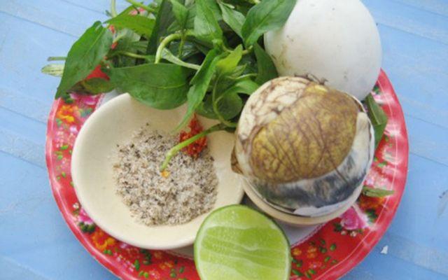 Hột Vịt Lộn & Trứng Cút Lộn