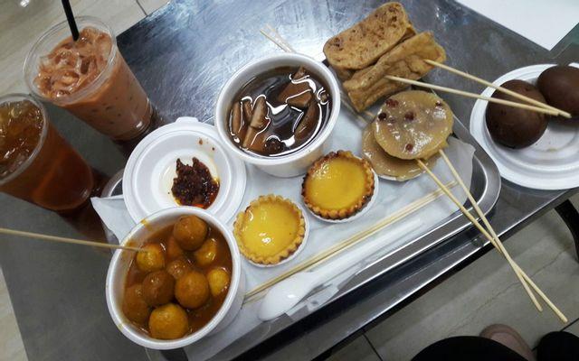 Lê Gia - Hongkong Street Food