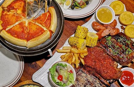 Cowboy Jack's Saloon American Dining - Vincom Center Nguyễn Chí Thanh