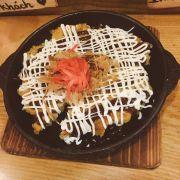 bánh xèo Nhật Bản