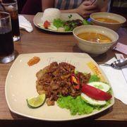 Set ăn trưa Thái express (từ 69k)