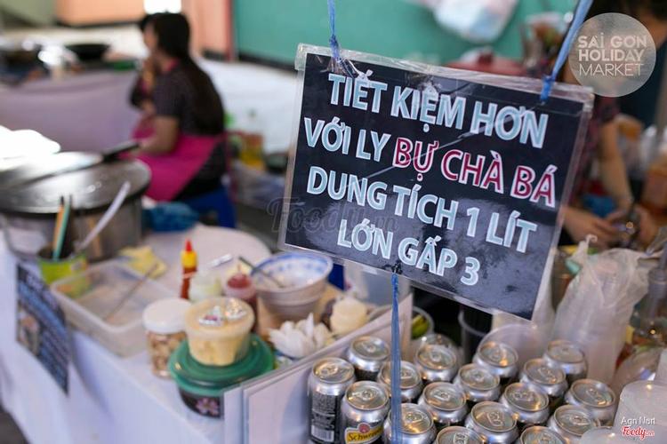 Saigon Holiday Market ở TP. HCM