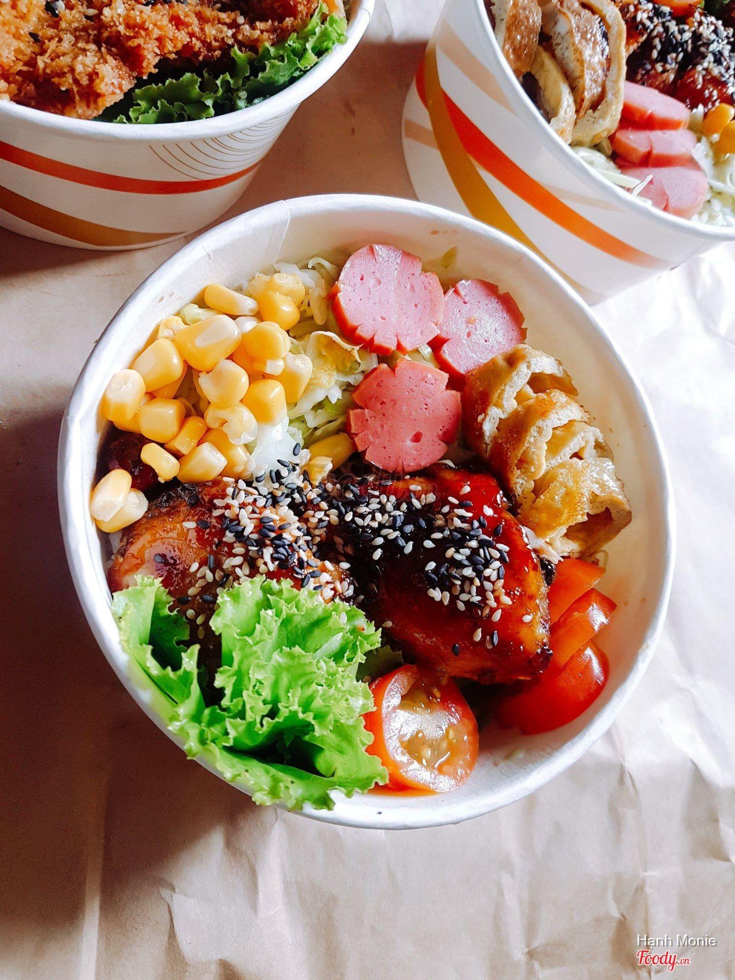 Cơm Nhật Boru Boru
