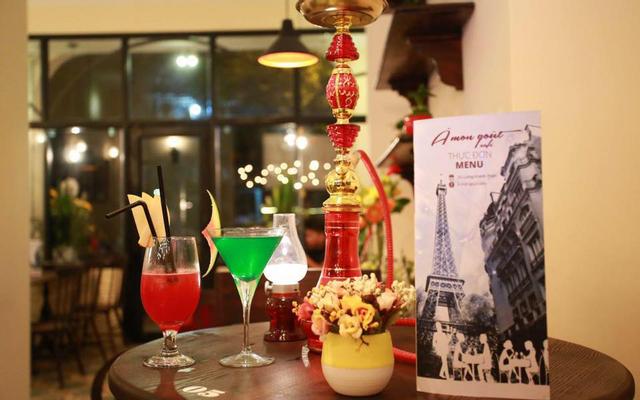 À Mon Goût Café - Lương Khánh Thiện