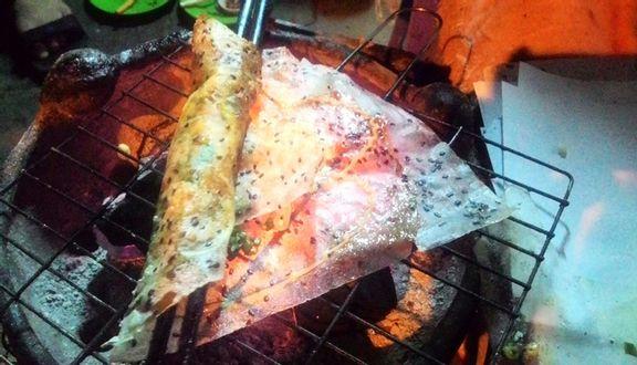 Bánh Tráng Nướng Mắm Ruốc - Tuyên Quang