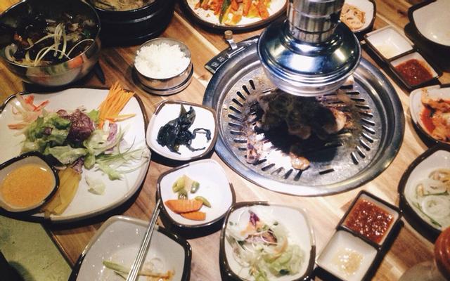 Gogi House - Quán Nướng Hàn Quốc - Trần Hưng Đạo