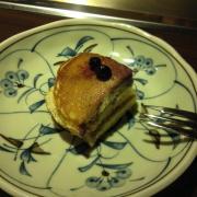 Pancake việt quất