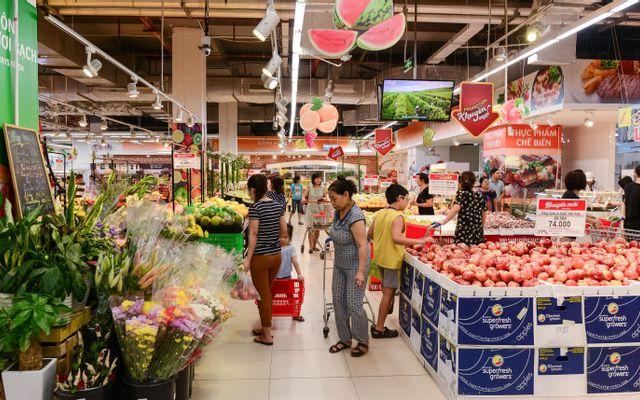 VinMart - Vincom Center Nguyễn Chí Thanh