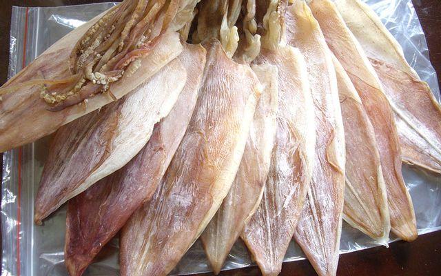 Hồng Vinh - Hải Sản Khô