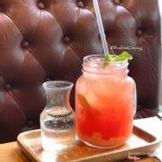 Mocktail dưa hấu vải