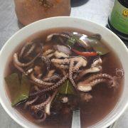 Ruốc biển nấu chua