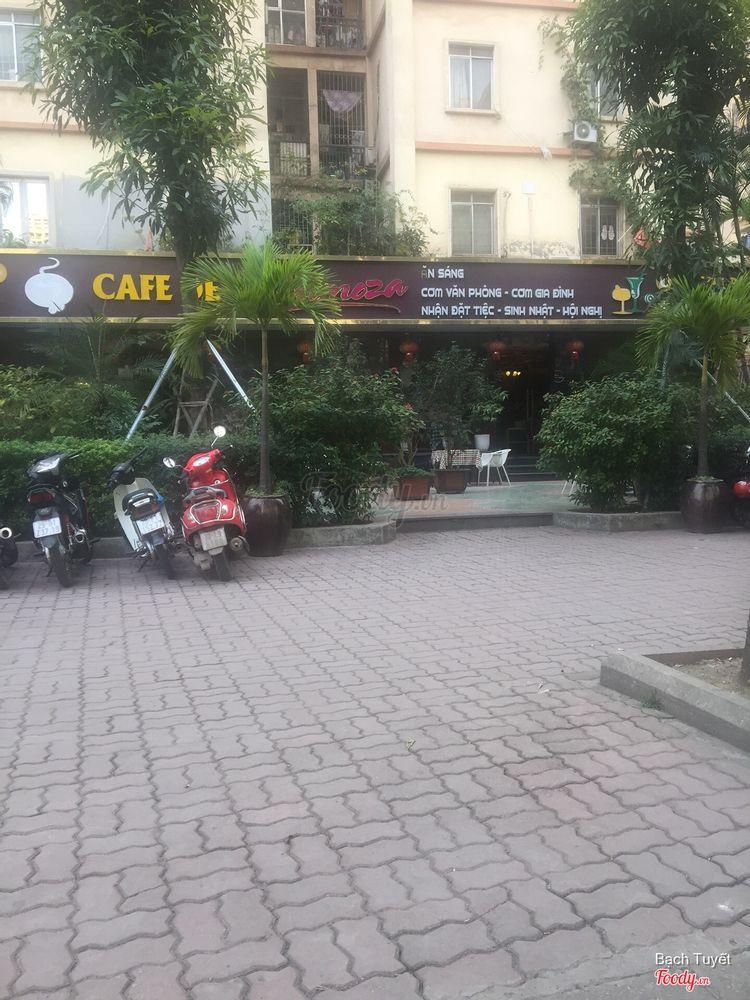 Mimoza Cafe - Hoàng Đạo Thúy ở Hà Nội