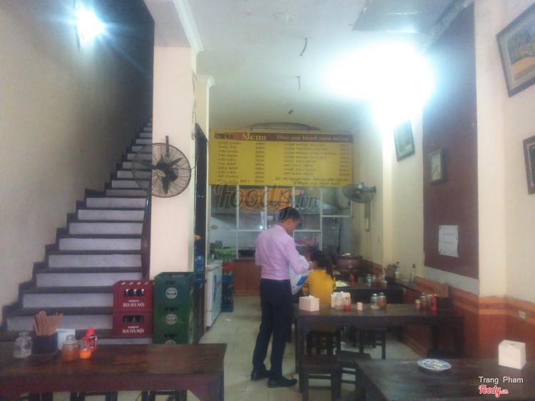 Phở Cồ - Cơm rang, Phở xào, Mì xào đường Nguyễn Tuân Hà Nội ở Hà Nội