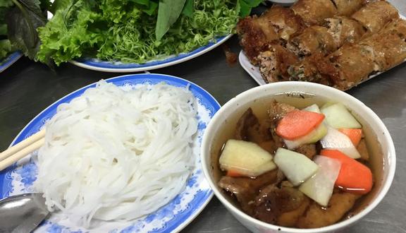Bún Chả - Nguyễn Huy Tưởng