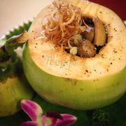 Nấm khìa nước dừa