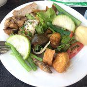Buffet cơm trưa