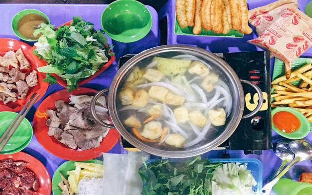 Bò Nhúng Dấm - Thái Phiên