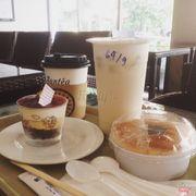 Cake+Coffee+Milk Tea