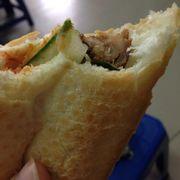 bánh mì thịt xiên