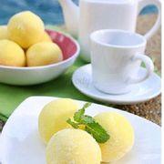 Bánh mochi sầu riêng , sản phẩm sắp tới của Durio