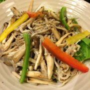 Salad nấm