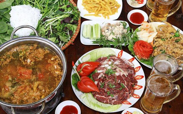 Lẩu Gật Gù - Trương Định