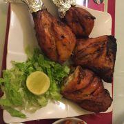 gà nướng Ấn Độ