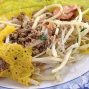 Bánh xèo củ hủ dừa 25k