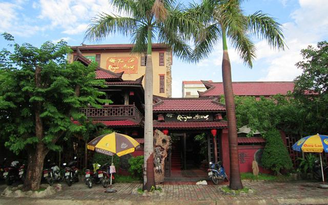 Quỳnh Hương - Trà & Cafe