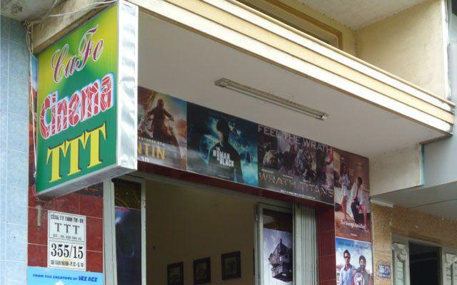 Cinema TTT Cafe