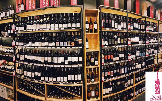 Wine Embassy - Rượu Vang