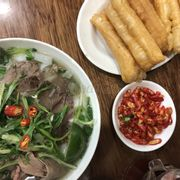 We just pointed at other customers' food ans got this amazing Pho!!! So good!!!