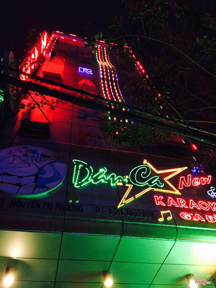 Karaoke Dân Ca - Thử Sức Ca Hát ở Đà Nẵng