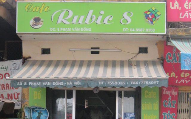 Rubic 8 Cafe - Ẩm Thực Miền Trung