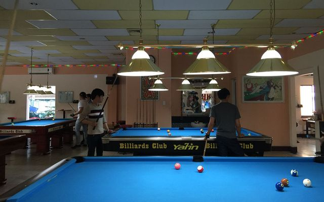 Cafe - Billiards 379