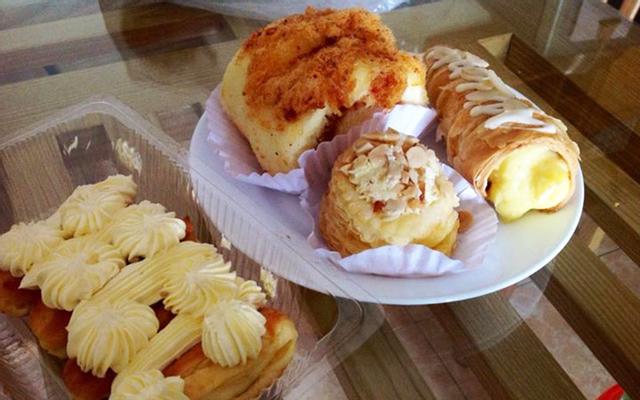 Bánh Ngọt Hồng Kông - Hàng Lược